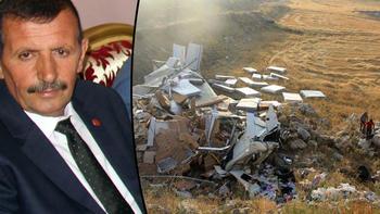 Saadet Partili başkan trafik kazasında hayatını kaybetti